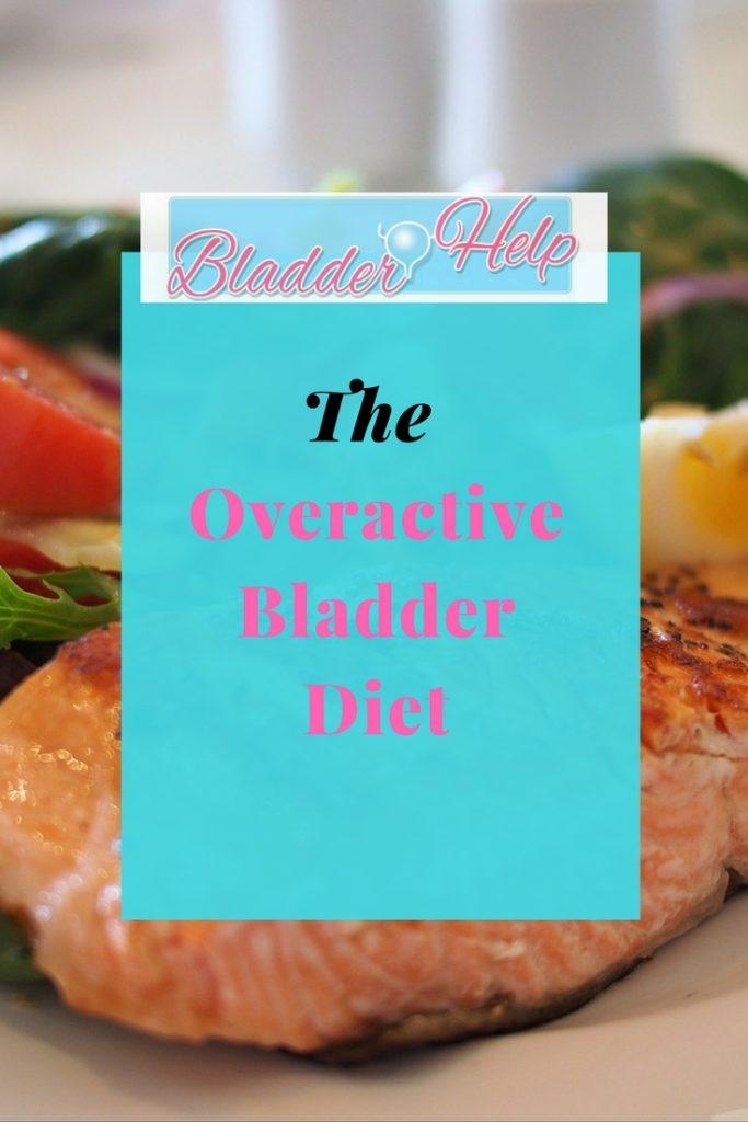 Overactive Bladder Diet